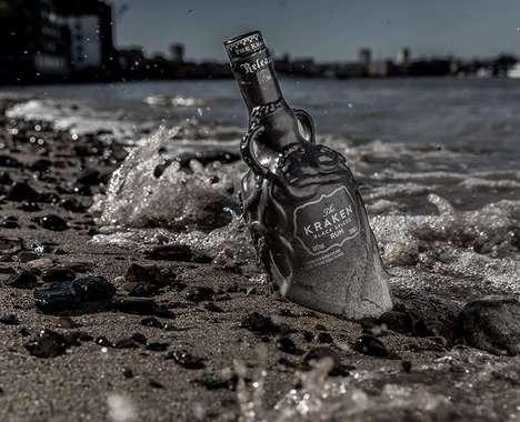 Trend maing image: Anti-Plastic Rum Bottles