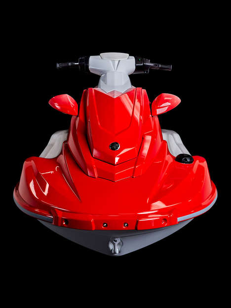 Fashion-Forward Jet Ski Designs