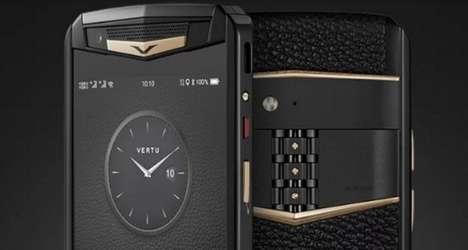 Luxurious Titanium Alloy Smartphones
