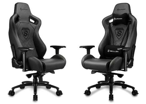Supple Ergonomic Gamer Chairs
