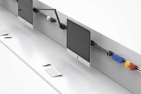 Open-Source Desk Power Bars