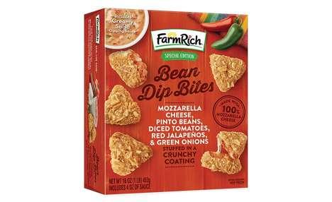 Crunchy Bean-Based Snacks