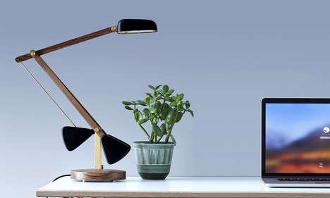 Designer Counterbalance Lamps