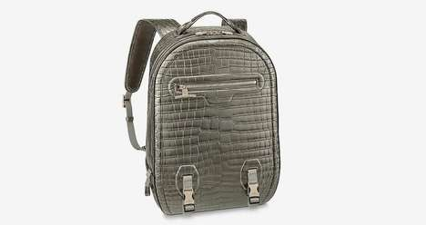 Luxury Reptile Leather Bags