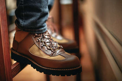 Archival Full-Grain Leather Boots