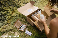 "Natural Home Cleaning Kits - supernatural's Simple Products are Made with ""Conscious Concentrates"""