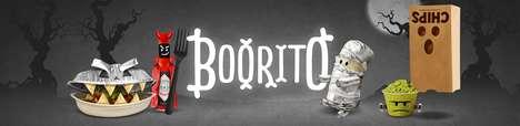 Free Burrito Costume Contests