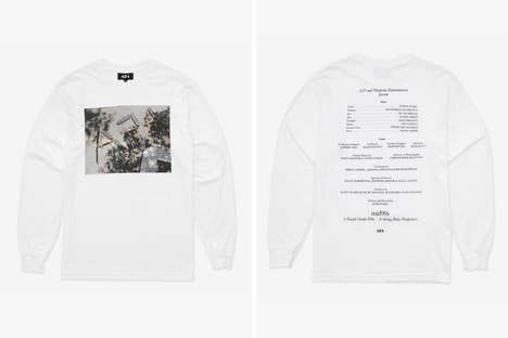 Skateboard Graphic Movie Shirts - Jonah Hill and A24 Dropped the Mid90s Long-Sleeve Shirt