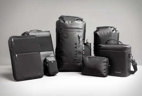 Versatile Omni-Use Luggage Packs