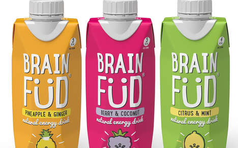 Sustainable Energy Drink Packaging