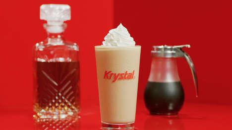 Southern-Inspired Milkshakes
