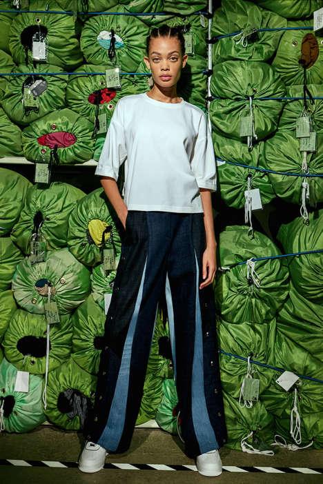 Sustainable Repurposed Fashion