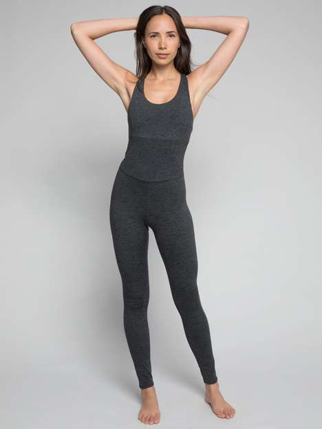 Comfortable Sport-Ready Bodysuits