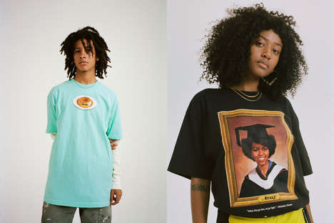 New York-Inspired Graphic Clothing - Awake NY's Fall 2018 Collection is Humorous and Relevant