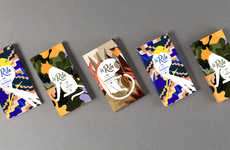 Jungle-Inspired Chocolate Bar Packaging
