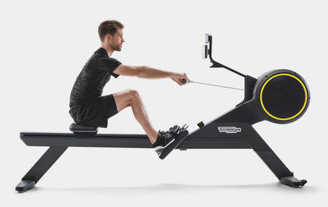Nature-Inspired Rowing Machines