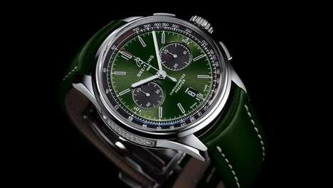Renewed Partnership Timepieces