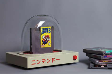 Nostalgic Video Game Shrines