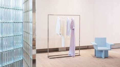 Minimalist Boutique Store Interiors