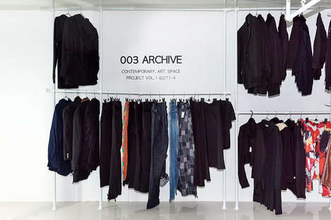 Archival Vintage Pop-Up Shops