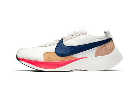 Retro Foam-Cushioned Running Shoes