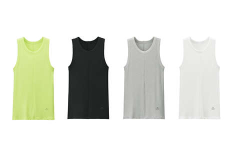 Functional Sports-Infused Apparel