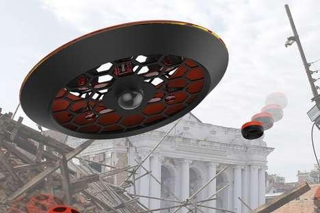 Emergency Response Drones
