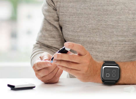 Insulin Absorption Health Wearables