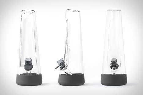 Ergonomically Designed Bongs