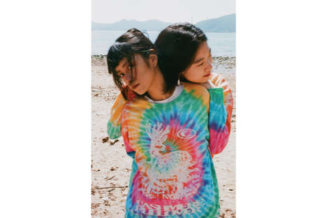 Unique Tie-Dye Clothing Collections
