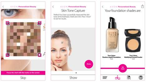 Personalized Beauty Apps