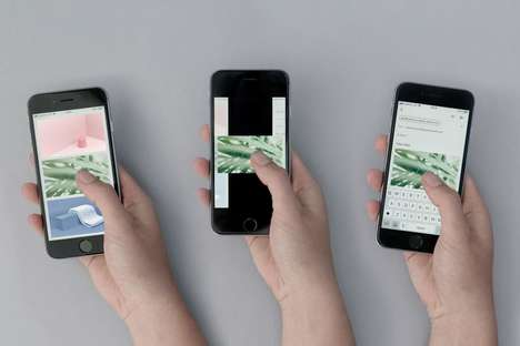 Reinvented Smartphone Interfaces