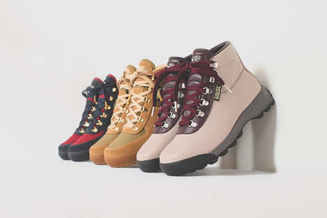 Durable Reimagined Boot Designs