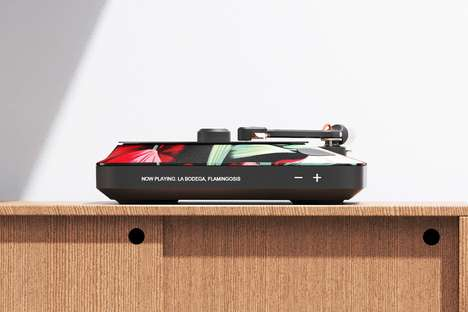 Design-Conscious Turntables