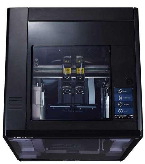 Dual-Extruder 3D Printers