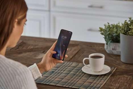 In-Display Fingerprint Scanner Smartphones