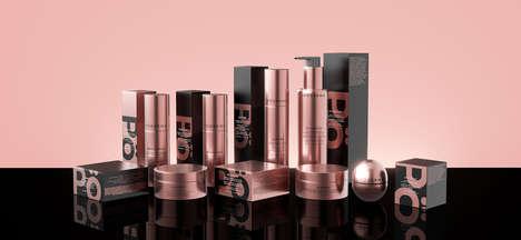 Pomegranate-Infused Premium Skincare Lines
