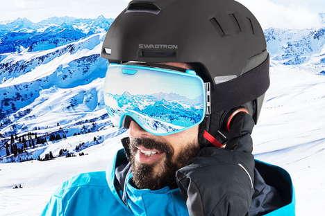 Impact-Detecting Helmets