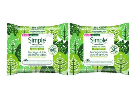 Eco-Conscious Face Wipes