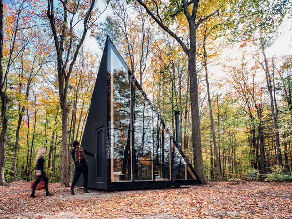 50 Off-Grid Cabin Designs