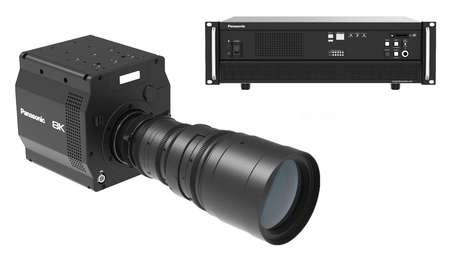 Organic Sensor Cameras