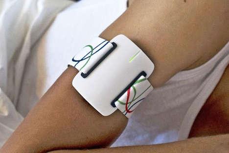 Seizure-Sensing Armbands