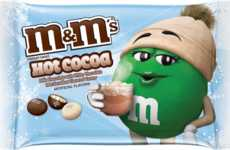 Hot Cocoa Candies - The New Hot Cocoa M&Ms are the Perfect Cold Weather Treat