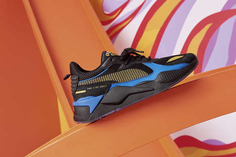 Toy Car-Inspired Sneakers
