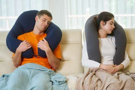 Malleable Ergonomic Support Pillows