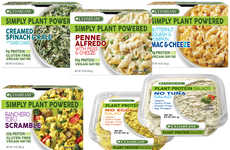 Plant-Powered Frozen Entrees