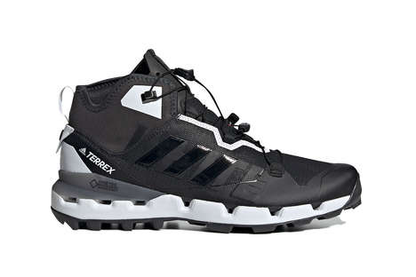 Bungee-Laced Durable Sneakers