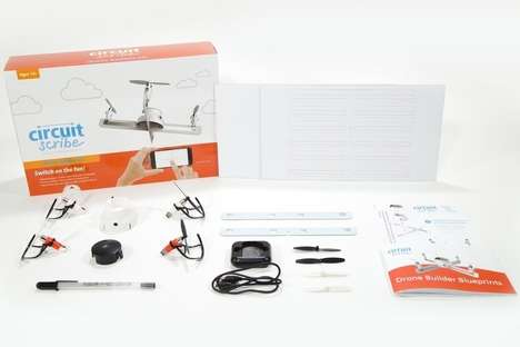Kid-Friendly DIYer Drone Kits