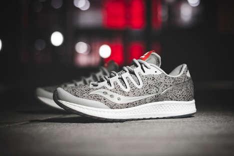 Urban-Informed Running Sneakers