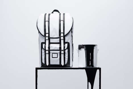 Sketch-Inspired Bag Capsules